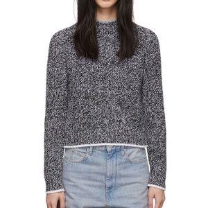 BOGO! Rag & Bone Ilana Mockneck Cotton Sweater
